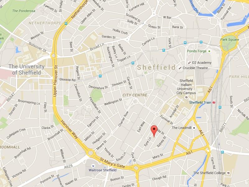 Student Accommodation Sheffield: GateCrasher Apartments by ...